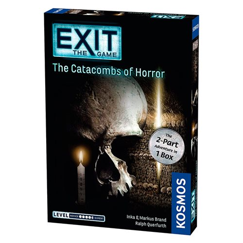 Exit: The Catacombs of Horror (EN)
