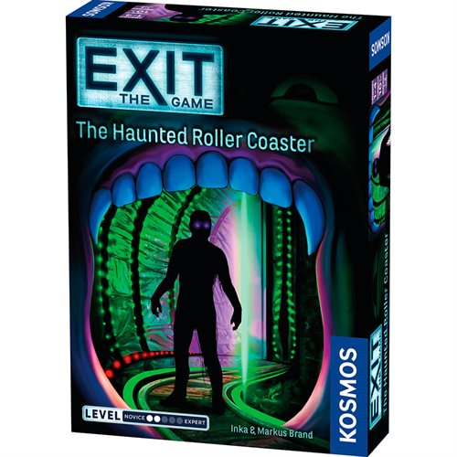 Exit: The Haunted Rollercoaster (EN)