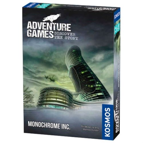 Adventure Games: Monochrome (EN)