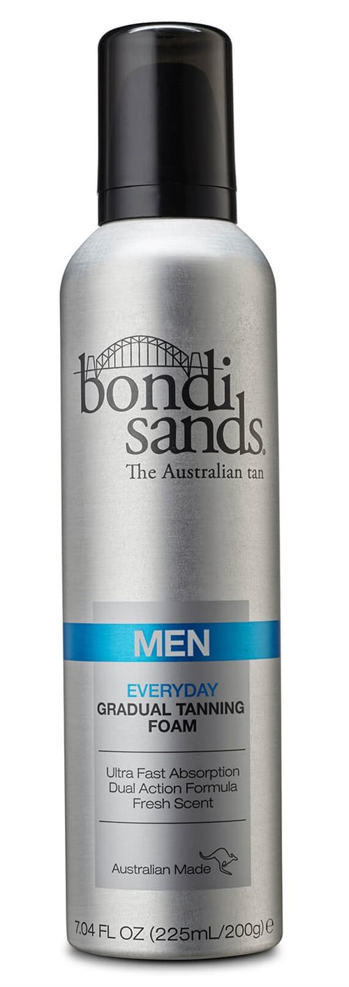Bondi Sands 225ml Everyday Men'  Gradual Tanning Foam