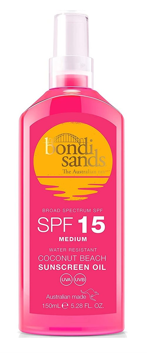 Bondi Sands 150ml Sunscreen Oil SPF15