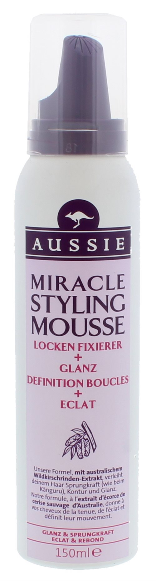 Aussie 150ml Mousse Turn Up The Curl