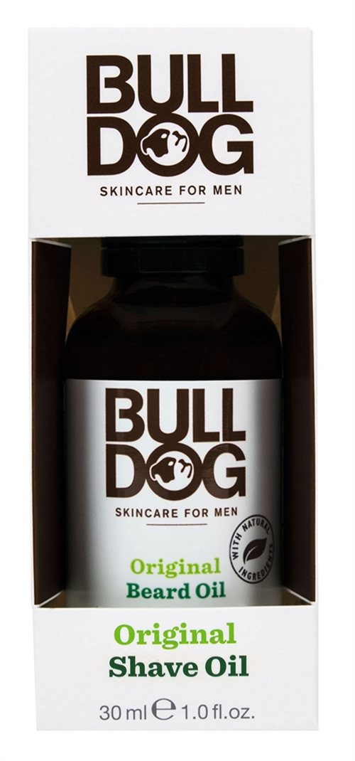 Bulldog 30ml Shaving Oil Original