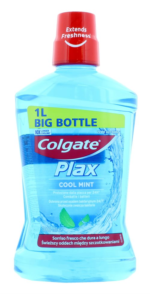 Colgate Plax 1L Mouthwash Cool Mint