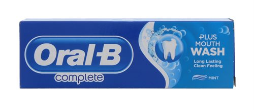 Oral B 75ml T/P Complete Fresh