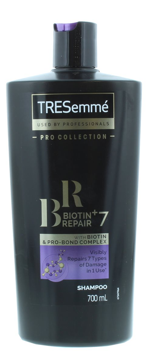 Tresemme 700ml Shampoo Biotin+ Repair 7