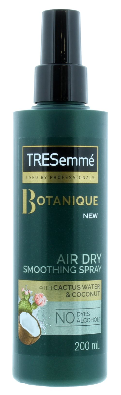 Tresemme 200ml Dry Smoothing Aqua Spray