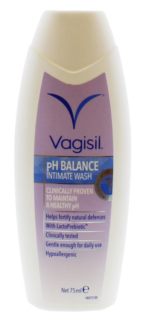 Vagisil 75ml Intimate Wash