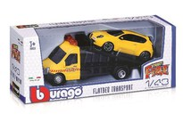 BBurago Flatbed Transport 1:43 Ass.