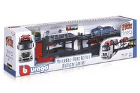 BBurago Mercedes Benz Actros Multicar Carrie 1:43 Ass.