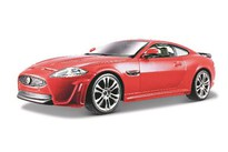 BBurago Jaguar Xkr S 1:24 Red