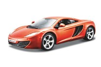 BBurago Mclaren Mp4 12c 1:24 Metal Orange