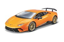 BBurago Lamborghini Huracán Performante 1:24 Metal. Orange