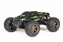 Blackzon Wild Challenger Monster Truck 1:12 R/C Green