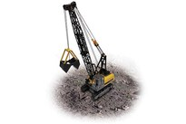 Hobby Engine Premium Label Crawler Crane (Clean Vers)