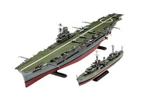 Revell Hms Ark Royal & Tribal Class Des