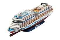 Revell Cruiser Ship Aida