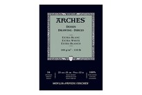 Arches Drawing Pad Glue 180 G 23x31 Cm 16 Sh.
