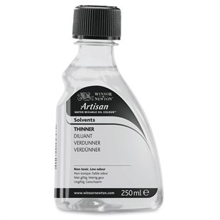 ARTMAX ARTI WATER-MIXABLE OIL Thinner 250 ml