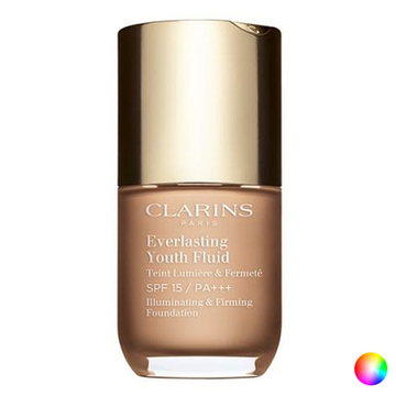 Flydende makeup foundation Everlasting Youth Clarins (30 ml) 114 - capuccino 30 ml