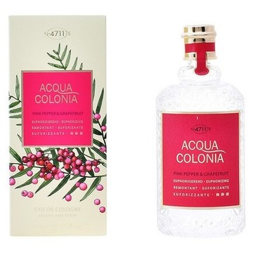 Unisex parfume Acqua 4711 EDC Pink Pepper & Grapefruit, 170 ml
