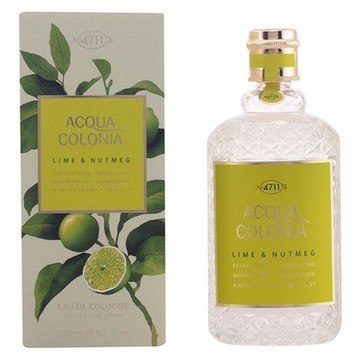 Unisex parfume Acqua 4711 EDC Lime & Nutmeg, 170 ml