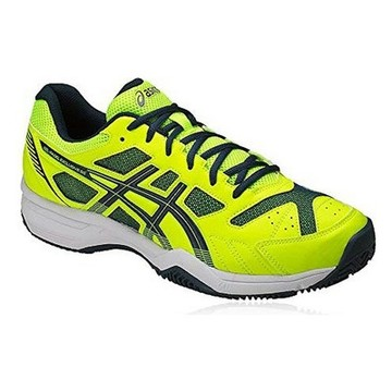 Adult's Padel Trainers Asics Gel Exclusive 4 SG Gul 43,5