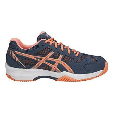 Adult's Padel Trainers Asics Gel Exclusive 4 SG Blå