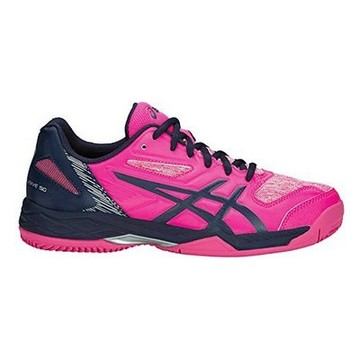 Adult's Padel Trainers Asics Gel Exclusive 5 SG Pink 36,5 (EU) - 6 (US)
