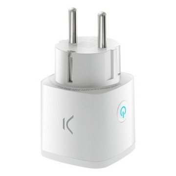 Smart-stik Smart Energy Mini WIFI 250V Hvid