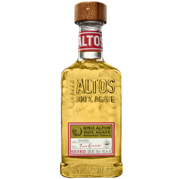 Olmeca Altos Reposado Tequila 38% 70 cl.
