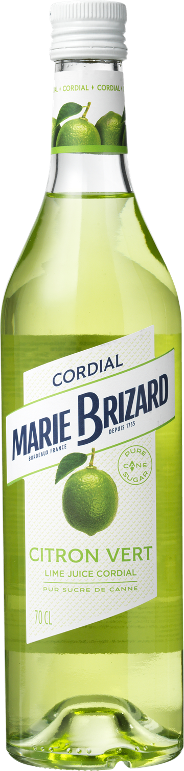 Marie Brizard Lime Sirup 70 cl.