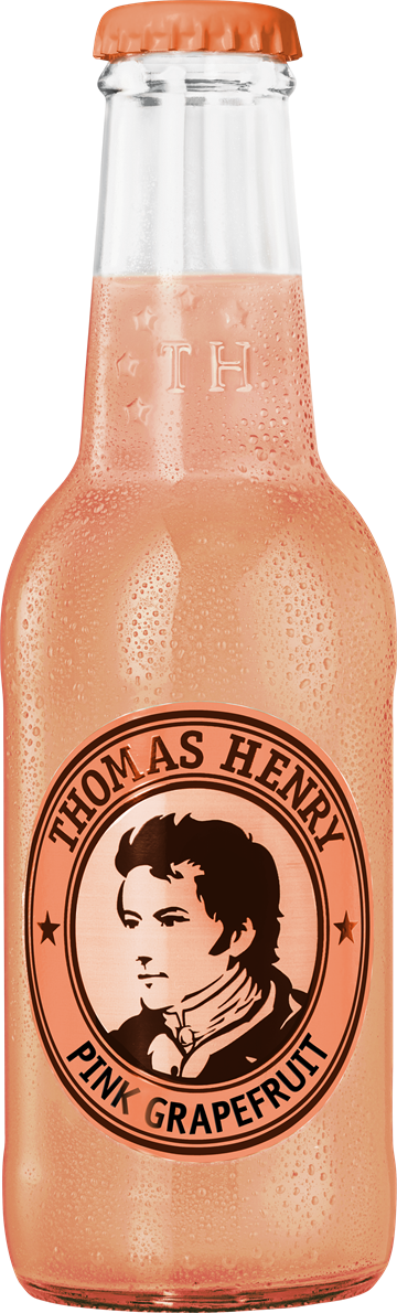 Thomas Henry Pink Grapefruit 20 cl