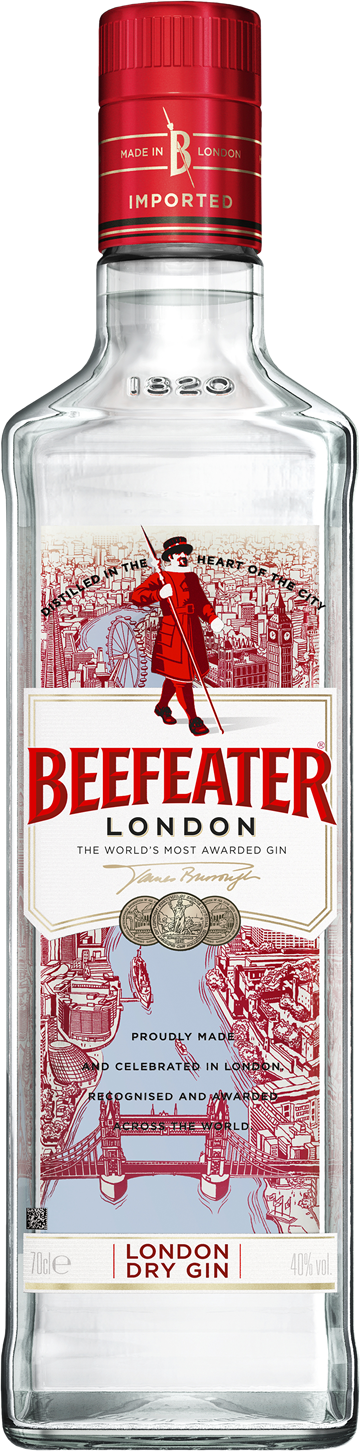 Beefeater London Dry Gin 40% 70 cl.