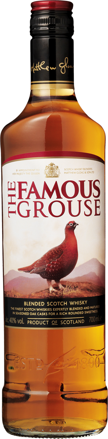 Famous Grouse Blended Scotch Whisky 40% 70 cl.