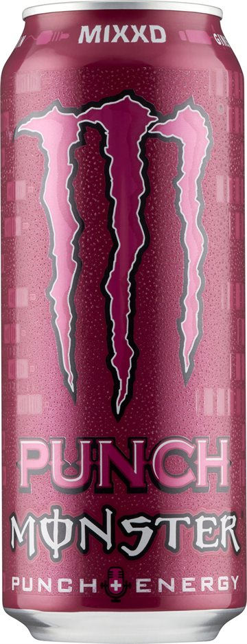 Monster Punch MIXXD Energidrik 50 cl