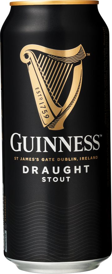 Guinness Draught Beer% 4,2 44 cl