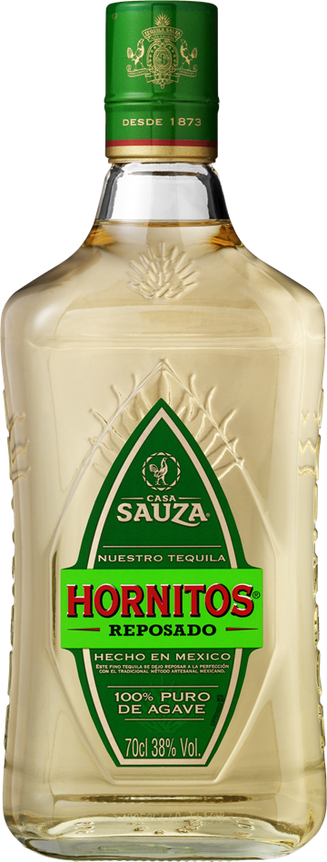 Sauza Hornitos Tequila 38% 70 cl.