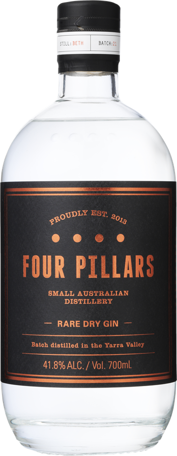 Four Pillars Rare Dry Gin 41,8% 70 cl.