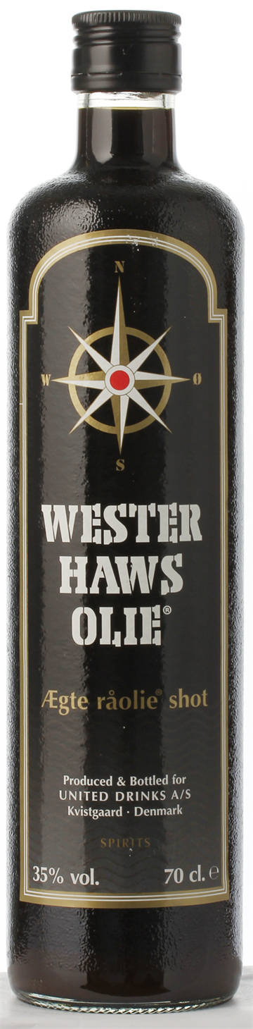 Wester Haws Olie 35 % 70 cl.
