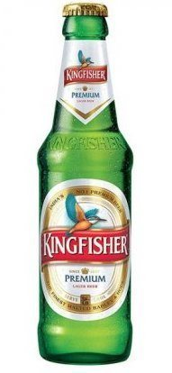 Kingfisher Premium Lager 4,8% 33 cl