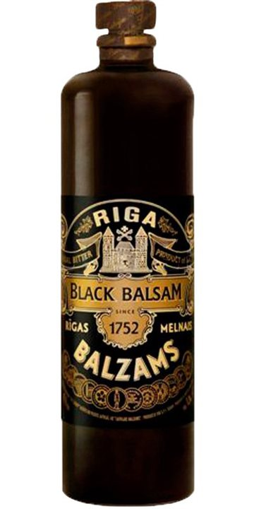 Riga Black Balsam Herbal Bitter 45% 70 cl.