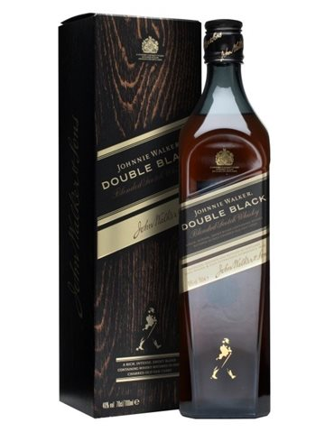 Johnnie Walker Double Black Whisky 40% 70 cl.