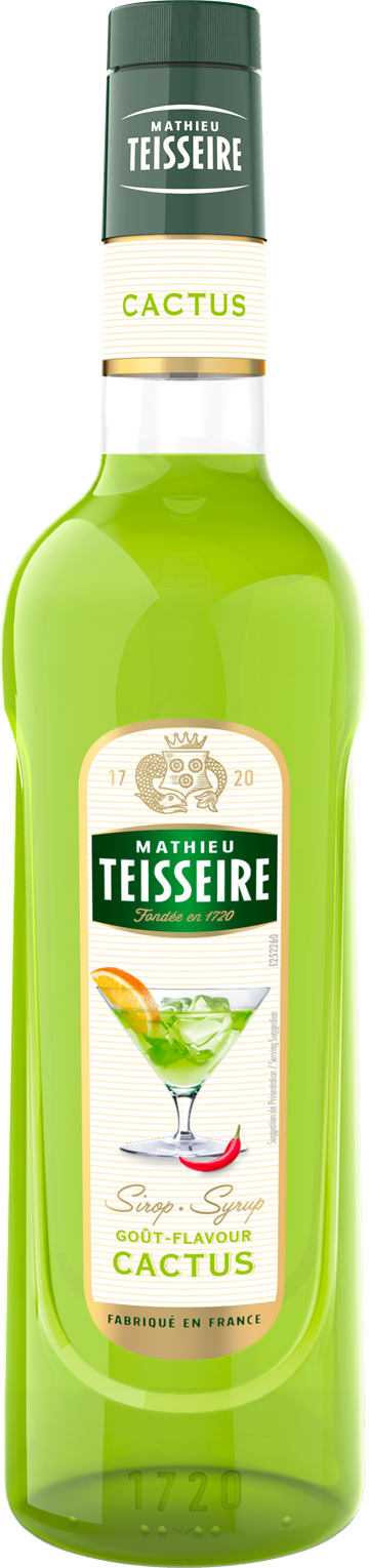 Mathieu Teisseire Cactus Sirup 70 cl.