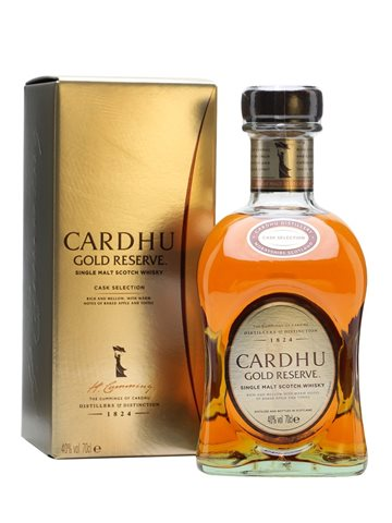 Cardhu Gold Whisky 40% 70 cl.