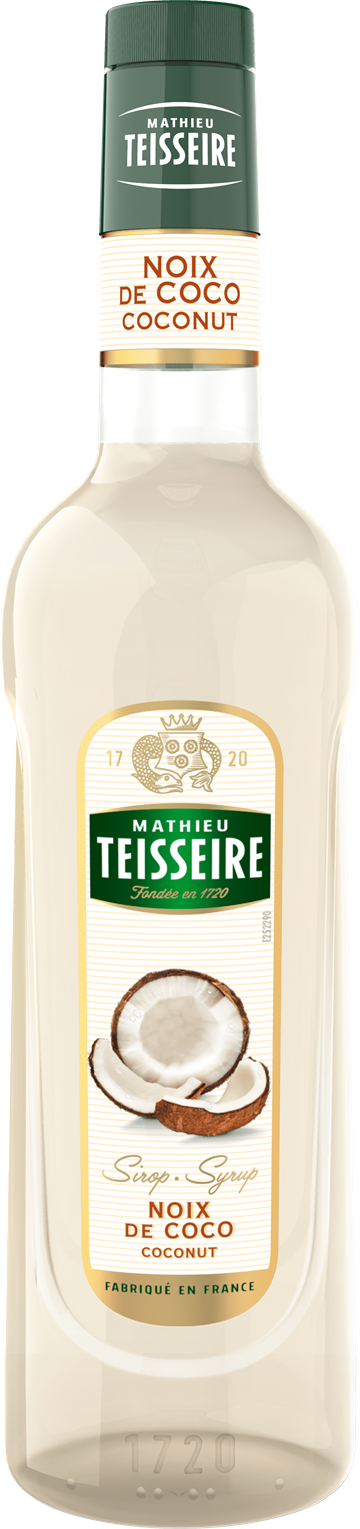 Mathieu Teisseire Coconut Sirup 70 cl.