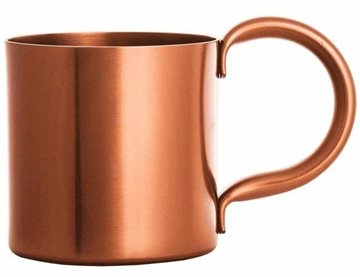 Copper Moscow Mule Cup 37 cl.
