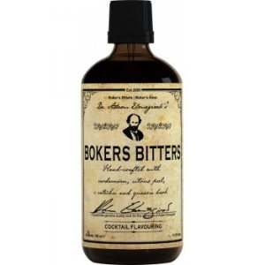 Bokers Bitters 30% 10 cl.