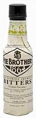 Fee Brothers Old Fashion Bitter 17,5% 15 cl.