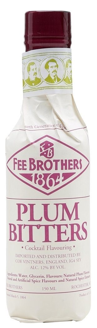 Fee Brothers Plum Bitter 12% 15 Cl.